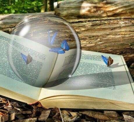 Crystal reading